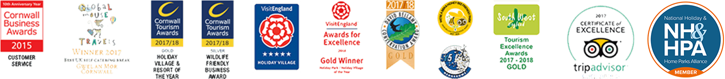 multi-award winning holiday resort
