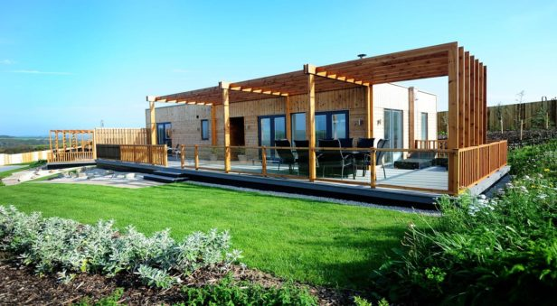 Eco Lodge Residence 3 Exterior