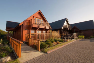 Accessible Lodges from £979 for 7 nights - other durations available