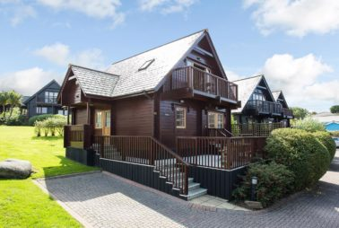 Scandinavian Lodges from £655 for 7 nights - other durations available
