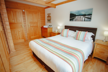 Tregea Lodges from £359 - December 1-December 18