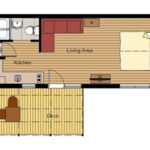 Lakeside Signature Double Floor Plan