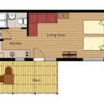 Lakeside Signature Twin Floor Plan