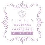 Simply Weddings Awards 2018 Winner