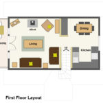 Tregea Signature Deluxe First Floor Plan