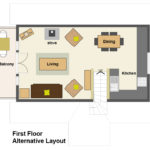 Tregea Signature Deluxe First Floor Alt Plan