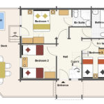 Tregea Signature Deluxe Floor Plan