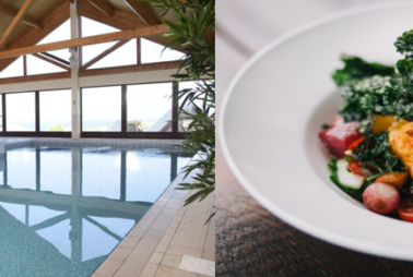 Leisure Club Pass and 2 Course Lunch Voucher