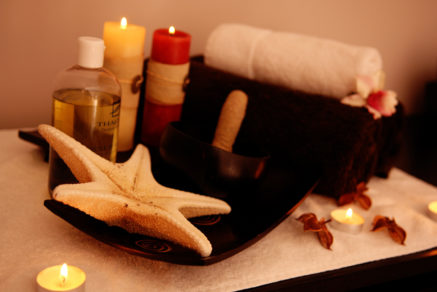 Spa Treatment at Gwel an More