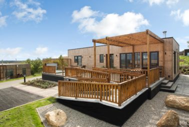 Accessible Lodges from £1735 for 7 nights - other durations available