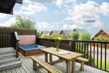 Scandinavian Lodges from £895 for 7 nights - other durations available